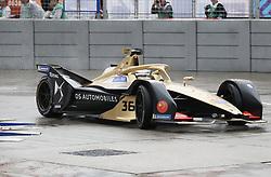 March 10, 2019 - Hong Kong, HONG KONG - 36, AndrŽ LOTTERER, GER, DS, Techeetah, Formula E Team, DS, E-TENSE, FE19, .HONG KONG, CHN, 10. March 2019, Formula E Hong Kong .E-Prix, FIA Formula E, Formula E Grand Prix 2019.  Formel E, Elektro e-prix Autorennen (Credit Image: © David McIntyre/ZUMA Wire)