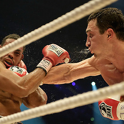 20100320: GER, WM IBF WBO IBO, Wladimir Klitschko vs Eddie Chambers