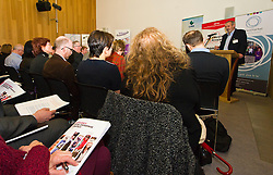 Pictured: <br /> <br /> Communities Secretary Angela Constance MSP visited the Grassmarket Community Project today to see how a successful social enterprise works. While she was there, Ms Constance launched the Scottish Government's social enterprise strategy.<br /> <br /> Ger Harley   EEm 14 December 2016