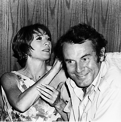 Apr 19, 1976; New York, NY, USA; Actress SHIRLEY MACLAINE was born on April 24, 1934 in Richmond, Virginia, and the sister of actor Warren Beatty, she got her start on Broadway and has an ongoing 50 year film career. Pictured with MILOS FORMAN..  (Credit Image: © Keystone Press Agency/Keystone USA via ZUMAPRESS.com)