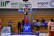 DeVonte Upson<br /> Allianz Pallacanestro Trieste - Openjobmetis Varese<br /> UnipolSai Legabasket SerieA 2020-2021<br /> Trieste AllianzDome 27/01/2021<br /> Foto: F.Ruzzier/ Ciamillo