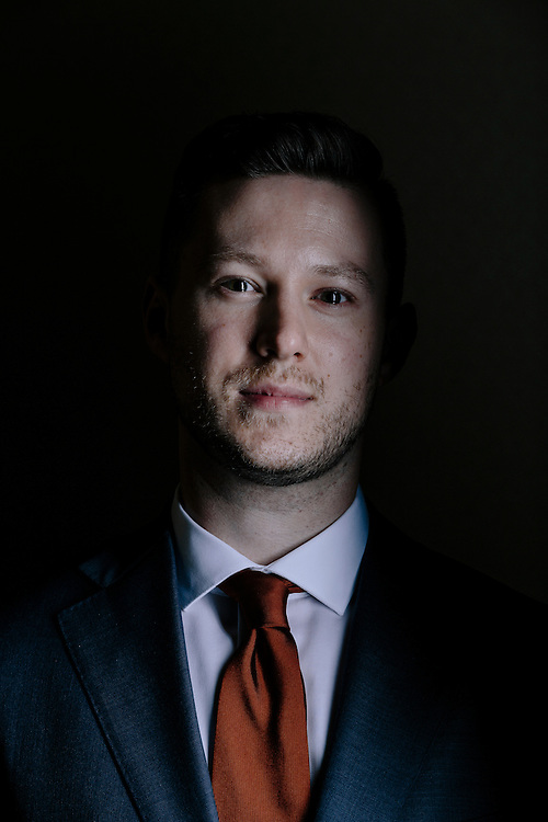 Evan Thomas, 30. Hundreds of Alt Right supporters gathered during a conference sponsored by National Policy Institute, run by Richard Spencer, at the Ronald Reagan Building and International Trade Center on Saturday, Nov. 19, 2016 in Washington, D.C.