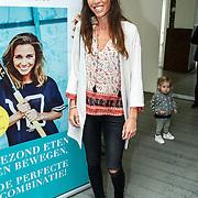 NLD/Amsterdam/20150907 - Boekresentatie 'In perfecte conditie' van Ellen Hoog, Naomie van As