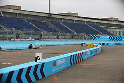 May 18, 2018 - Berlin, Germany - Formula e Berlin ePrix: The photo shows the former airport area in Tempelhof (Credit Image: © Simone Kuhlmey/Pacific Press via ZUMA Wire)