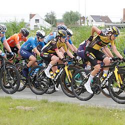 KNOKKE HEIST (BEL) July 10 CYCLING: 2nd Stage Baloise Belgium tour: Romy Kasper: Anna Henderson