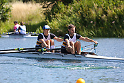 Race: 46  2x (Band 2)  Heat 1<br /> <br /> Peterborough Summer Regatta 2018 - Saturday<br /> <br /> To purchase this photo, or to see pricing information for Prints and Downloads, click the blue 'Add to Cart' button at the top-right of the page.