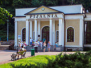 Pijalnia Wód Mineralnych w Dusznikach-Zdroju, Polska<br /> Mineral Water Pump Room in Duszniki-Zdrój, Poland