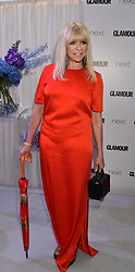 Jo Wood at the Glamour Women of The Year Awards 2017 in association with Next held in Berkeley Square Gardens, London England. 6 June 2017.