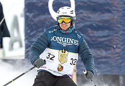 21.01.2017, Hahnenkamm, Kitzbühel, AUT, FIS Weltcup Ski Alpin, KitzCharity Trophy, im Bild Neel Jani (Porsche) // during the KitzCharity Trophy of FIS Ski Alpine World Cup at the Hahnenkamm in Kitzbühel, Austria on 2017/01/21. EXPA Pictures © 2017, PhotoCredit: EXPA/ Serbastian Pucher