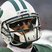 Quarterback Geno Smith, New York Jets, during the New York Jets Vs Miami Dolphins  NFL American Football game at MetLife Stadium, East Rutherford, NJ, USA. 1st December 2013. Photo Tim Clayton