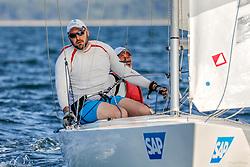 , Travemünder Woche 20. - 29.07.2018, Dyas - Nordish By Nature - GER 1416 - Hannes Stricker - Johannes Stricker - Ratzeburger Segler-Verein