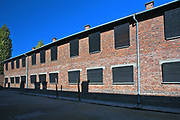 Dziedziniec Bloku Smierci<br /> Auschwitz I - block 10