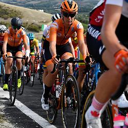 26-09-2020: wielrennen: WK weg vrouwen: Imola<br /> Amy Pieters26-09-2020: wielrennen: WK weg vrouwen: Imola