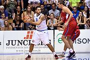 DESCRIZIONE : Trieste Nazionale Italia Uomini Torneo internazionale Italia Serbia Italy Serbia<br /> GIOCATORE : Pietro Aradori<br /> CATEGORIA : Tecnica Controcampo<br /> SQUADRA : Italia Italy<br /> EVENTO : Torneo Internazionale Trieste<br /> GARA : Italia Serbia Italy Serbia<br /> DATA : 05/08/2014<br /> SPORT : Pallacanestro<br /> AUTORE : Agenzia Ciamillo-Castoria/GiulioCiamillo<br /> Galleria : FIP Nazionali 2014<br /> Fotonotizia : Trieste Nazionale Italia Uomini Torneo internazionale Italia Serbia Italy Serbia