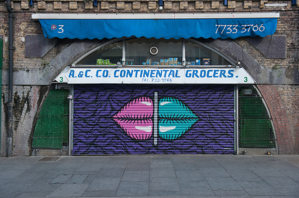 A&C Continental Delicatessen. <br /> 3 Atlantic Road.<br /> <br /> A&C Continental Delicatessen opened in the 1970's, in 1990 the family of Jose Cardoso bought the business and he took over his father 12 years ago. If they will be evicted 4 people will lose their jobs and 3 families will be affected.
