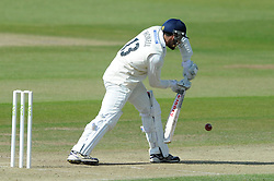 Benny Howell of Gloucestershire bats - Photo mandatory by-line: Dougie Allward/JMP - Mobile: 07966 386802 - 08/06/2015 - SPORT - Football - Bristol - County Ground - Gloucestershire Cricket v Lancashire Cricket Day 2 - LV= County Championship