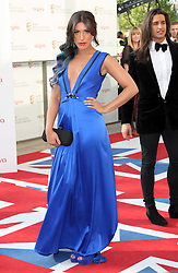 Gabriella Ellis arriving at the British Academy Television Awards in London on Sunday, May 27th 2012.  Photo by: Stephen Lock / i-Images