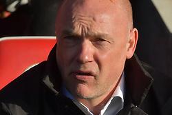 Fleetwood Town manager Uwe Rosler
