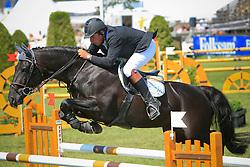 Philippaerts Ludo (BEL) - Tauber van het Kapelhof<br /> Falsterbo Horse Show 2009<br /> © Hippo Foto - Leanjo de Koster