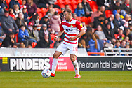Herbie Kane of Doncaster Rovers (15) in action during the EFL Sky Bet League 1 match between Doncaster Rovers and Plymouth Argyle at the Keepmoat Stadium, Doncaster, England on 13 April 2019.