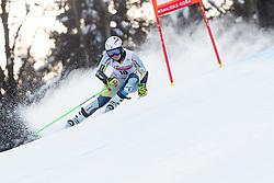 Ragnhild Mowinckel (NOR) during the Ladies' Giant Slalom at 57th Golden Fox event at Audi FIS Ski World Cup 2020/21, on January 17, 2021 in Podkoren, Kranjska Gora, Slovenia. Photo by Vid Ponikvar / Sportida
