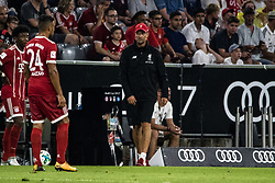 August 1, 2017 - Munich, Germany - Jürgen Klopp coach Liverpool during during the Audi Cup 2017 match between Bayern Muenchen and Liverpool FC at Allianz Arena on August 1, 2017 in Munich, Germany. (Credit Image: © Paolo Manzo/NurPhoto via ZUMA Press)