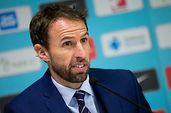 Gareth Southgate, Interim Manager of England at press conference after the football match between National teams of Slovenia and England in Round #3 of FIFA World Cup Russia 2018 Qualifier Group F, on October 11, 2016 in SRC Stozice, Ljubljana, Slovenia. Photo by Vid Ponikvar / Sportida