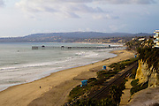 Coastal View of San Clemente to Dana Point