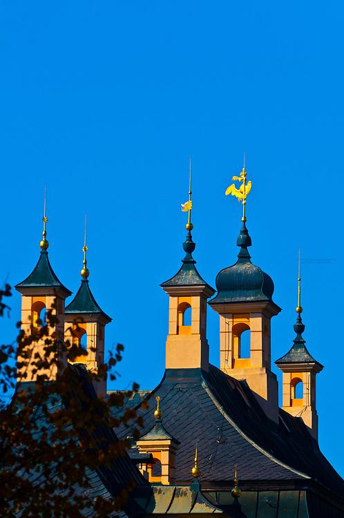 Pillnitz Castle, Pillnitz, Saxony, Germany