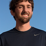 """Bill Flythe is running his fourth half marathon on March 16th. Flythe, an avid runner says """"it's always good to set a goal and this was mine."""" (Jason A. Frizzelle)"""