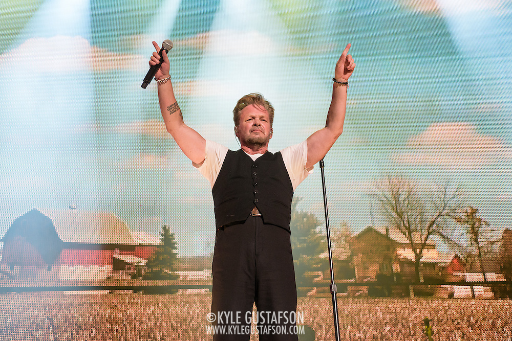 BRISTOW, VA - September 17th, 2016 - John Mellencamp performs at Farm Aid 2016 at Jiffy Lube Live in Bristol, VA. Mellencamp is a founding member of the Farm Aid organization. (Photo by Kyle Gustafson / For The Washington Post)
