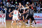 DESCRIZIONE : Varese Lega A 2013-14 Cimberio Varese Granarolo Bologna<br /> GIOCATORE : Clark Keydren<br /> CATEGORIA : Palleggio<br /> SQUADRA : Cimberio Varesegna<br /> EVENTO : Campionato Lega A 2013-2014<br /> GARA : Cimberio Varese Granarolo Bologna<br /> DATA : 2612/2013<br /> SPORT : Pallacanestro <br /> AUTORE : Agenzia Ciamillo-Castoria/I.Mancini<br /> Galleria : Lega Basket A 2012-2013  <br /> Fotonotizia : Varese  Lega A 2013-14 Cimberio Varese Granarolo Bologna<br /> Predefinita :