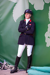 Kristina Cook, (GBR) - Jumping Eventing - Alltech FEI World Equestrian Games™ 2014 - Normandy, France.<br /> © Hippo Foto Team - Jon Stroud<br /> 31-08-14