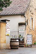 wine shop domaine m voarick aloxe-corton cote de beaune burgundy france