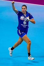 06-12-2019 JAP: Serbia - Slovenia, Kumamoto<br /> last match groep A at 24th IHF Women's Handball World Championship. / Sladana Pop – Lazic #20 of Serbia