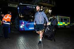 Brad Shields of Wasps arrives ahead of kick off - Mandatory by-line: Ewan Bootman/JMP - 06/12/2019 - RUGBY - Murrayfield - Edinburgh, England - Edinburgh Rugby v Wasps - European Rugby Challenge Cup