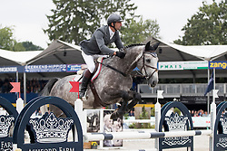 Lelie Walter, BEL, Le Diamant Horta<br /> FEI World Breeding Jumping Championships for Young horses - Lanaken 2016<br /> © Hippo Foto - Dirk Caremans<br /> 18/09/16