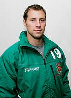 Ishockey Getligaen , sesongen 0708 portrett portretter Christen Abbott , Frisk FIR