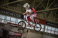 #297 (SAKAKIBARA Kai) AUS at the 2016 UCI BMX Supercross World Cup in Manchester, United Kingdom<br /> <br /> A high res version of this image can be purchased for editorial, advertising and social media use on CraigDutton.com<br /> <br /> http://www.craigdutton.com/library/index.php?module=media&pId=100&category=gallery/cycling/bmx/SXWC_Manchester_2016