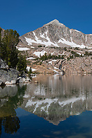 Sheep Lake Cecil D. Andrus-White Clouds Wilderness Idaho