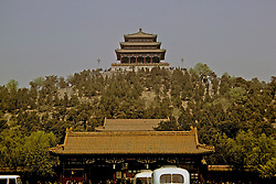 Temple on the Hill - Forbidden City
