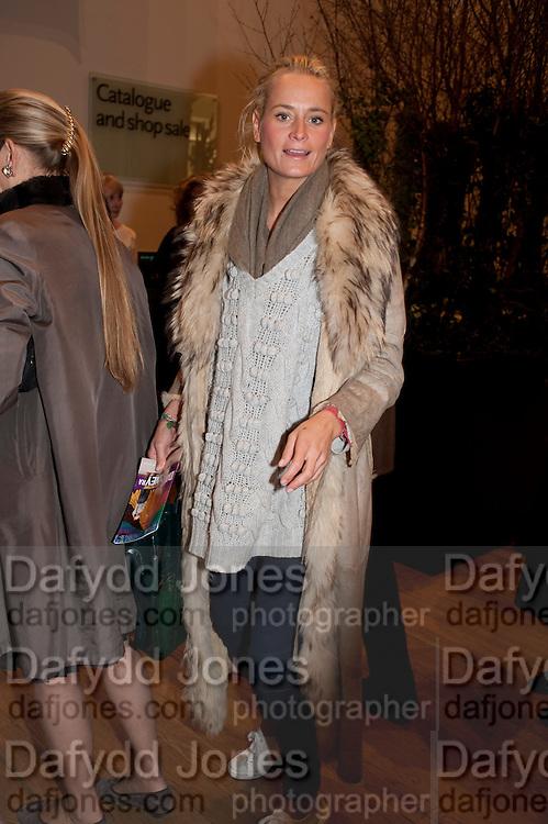 KALITA AL SWAIDI, Opening of David Hockney ' A Bigger Picture' Royal Academy. Piccadilly. London. 17 January 2012