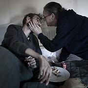 Surviving tuberculosis in Hackney - Lorna and Thomas
