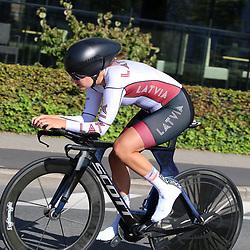 BRUGGE (BEL): CYCLING: SEPTEMBER 21th: <br /> Kitilja Kuskova (Letland)
