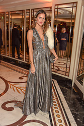Alex Rivière at The Cartier Racing Awards 2018 held at The Dorchester, Park Lane, England. 13 November 2018. <br /> <br /> ***For fees please contact us prior to publication***