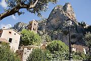 Moustiers Ste Marie, Alpes Haute Provence, France