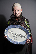 Dame Vivienne Westwood at Talk Fracking conference in Westminster  this evening at Westminster City Hall onMonday 16 June, 2014.<br /> <br /> <br /> <br /> Photos by Ki Price