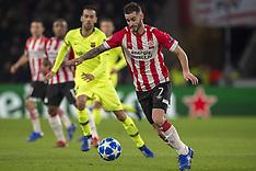 PSV v FC Barcelona - 28 Nov 2018