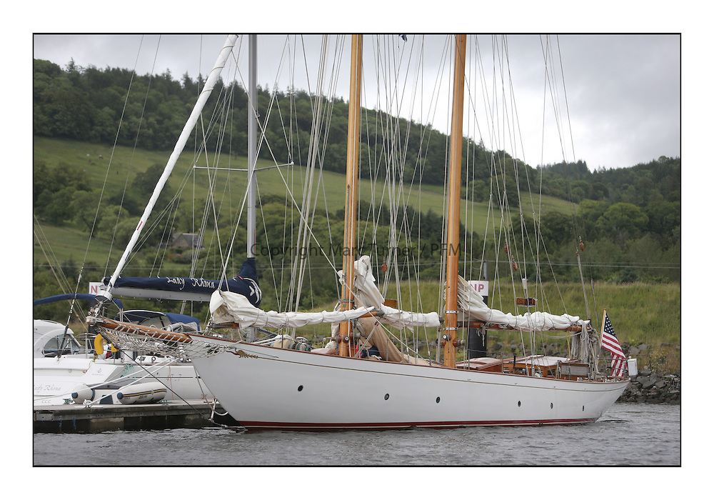 Astor, Richard Straman, USA, Schooner, Wm Fife 3rd, 1923<br /> <br /> * The William Fife designed Yachts return to the birthplace of these historic yachts, the Scotland's pre-eminent yacht designer and builder for the 4th Fife Regatta on the Clyde 28th June–5th July 2013<br /> <br /> More information is available on the website: www.fiferegatta.com