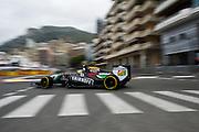 May 22, 2014: Monaco Grand Prix: Sergio Perez (MEX), Force India-Mercedes